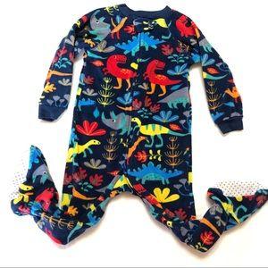 The Children's Place Fleece One Piece Pajamas